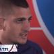 """Verratti """"C'est une bonne nouvelle que le coach reste...voir où on a besoin le plus de renforcer l'équipe"""""""