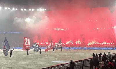 La LFP ne sanctionne pas le PSG pour les fumigènes allumés après la victoire contre Dijon