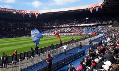 PSG/Nice - Vu du Parc : supporters et Tuchel calment, Cavani communique beaucoup