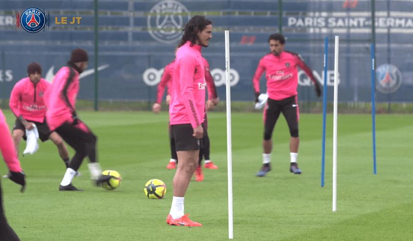 Les images du PSG ce jeudi : entraînement, plusieurs retours et félicitations envoyées à Lucas