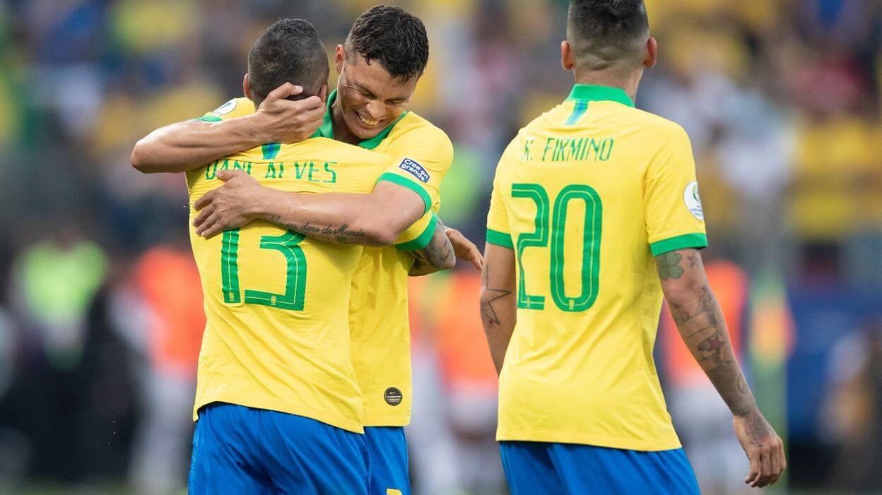 Copa America - Le Brésil atomise le Pérou avec une superbe manita et de très bons Parisiens