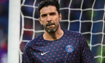 Buffon Il y a 5 mois, le PSG m'avait annoncé qu'à la fin de la saison il me proposait un rôle deuxième gardien