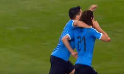 Copa America - Cavani permet à l'Uruguay de battre le Chili et de finir en tête de son groupe