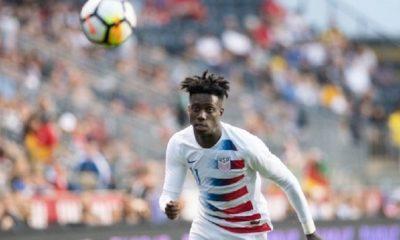 Coupe du Monde U20 - La France perd face aux Etats-Unis, Diaby et Weah décisifs