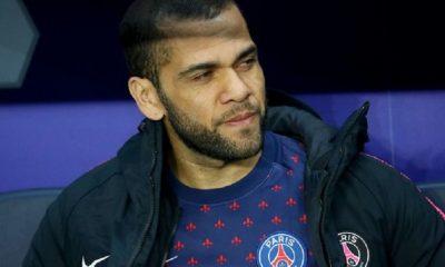 Dani Alves répète qu'il verra après la Copa America les décisions à prendre