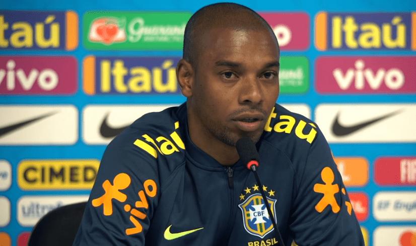 """Fernandinho """"Je crois en l'innocence de Neymar, nous le soutiendrons"""""""