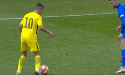 """Kays Ruiz-Atil """"mon rêve est de jouer un jour en équipe première, celle du PSG et pas une autre."""""""