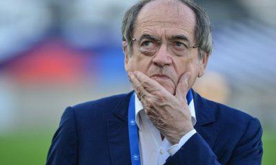 """Le Graët: """"Il faut vraiment avoir une équipe compétitive au niveau européen"""""""