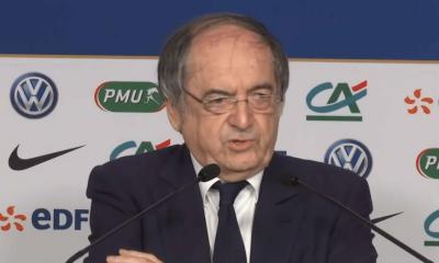 Le Graët Le PSG gagnera lorsqu'il aura une vraie équipe, avec peut-être un peu plus de Français