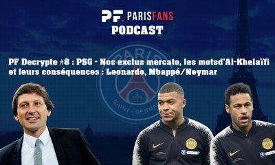 Podcast - Nos exclus mercato, les mots d'Al-Khelaïfi et leurs conséquences : Leonardo et Mbappé/Neymar