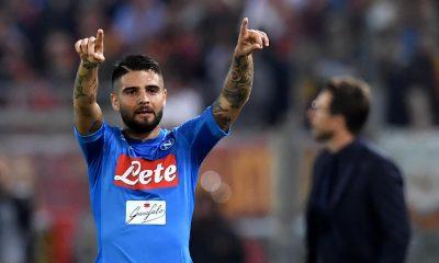 Mercato - Raiola rencontrera prochainement De Laurentiis pour Insigne, selon Le Gazzetta dello Sport