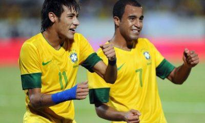 Lucas Même si tout le monde dit du mal de lui, Neymar s'en fiche