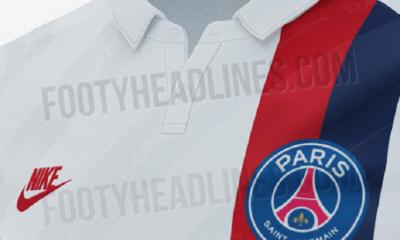 Le maillot third du PSG pour la saison 2019-2020 annoncé par Footy Headlines