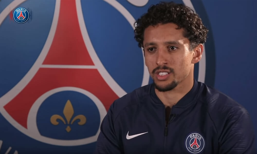 Marquinhos: « La saison du Paris Saint-Germain ? Il y a beaucoup de choses positives »