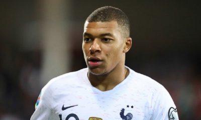 """Mbappé remercie Antero Henrique """"pour tout ce que tu as fait pour moi"""""""
