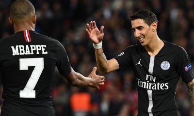 """Di Maria: """"On m'a souvent demandé comment je faisais pour bien m'entendre avec Cristiano, Neymar, Mbappé, ou avant avec Zlatan"""""""