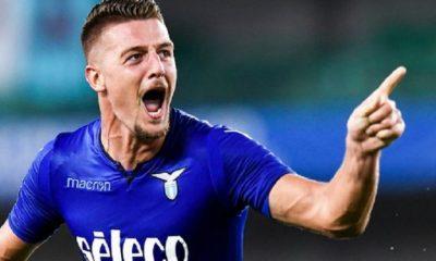 Mercat - Milinkovic-Savic aurait un accord avec le PSG, mais la Juventus Turin tente aussi sa chance