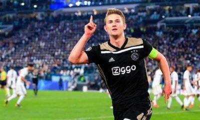Mercato - La Juventus et De Ligt ont un accord, assure Tuttosport