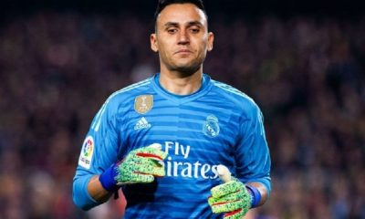 Mercato - Le PSG demande à Keylor Navas de se libérer de son contrat avec le Real Madrid, selon La Nacion