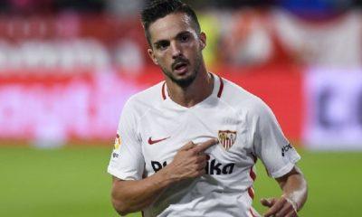 """Mercato - Sarabia tenté par le PSG, qui aimerait """"aller vite"""" dans ce dossier explique RMC Sport"""