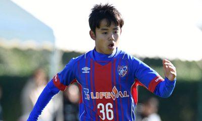 Mercato - Tafekusa Kubo annoncé très proche du PSG par le média japonais Sponichi Annex
