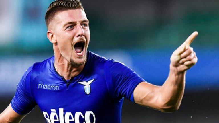 Mercato - Milinkovic-Savic peut quitter s'il le souhaite la Lazio, explique le président Lotito