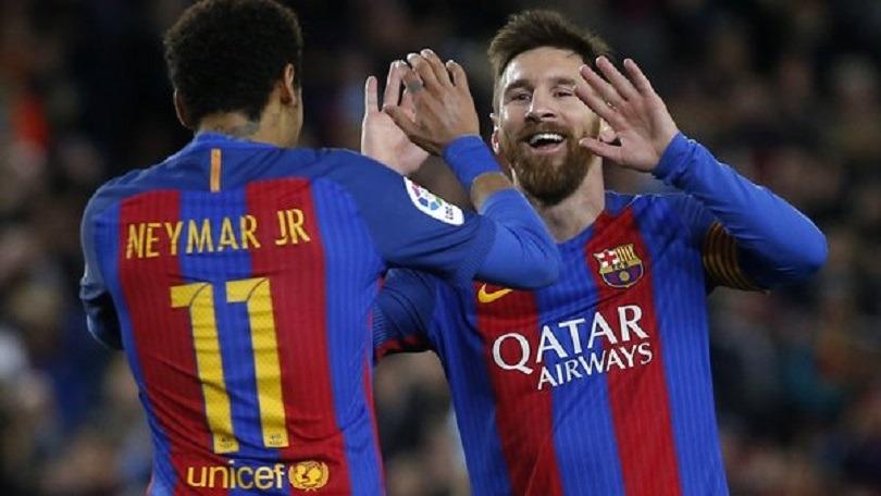 Messi fait l'éloge de Neymar et évoque la discussion WhatsApp avec lui et Suarez