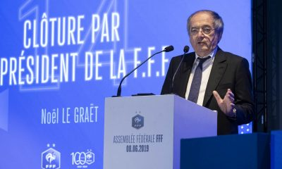 Reforme de la Ligue des Champions : Le Graet en remet une couche et égratigne le PSG