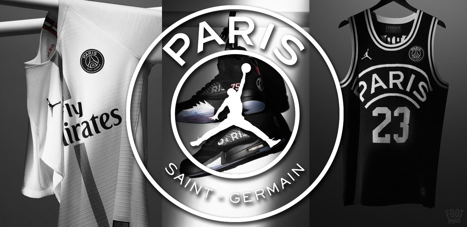 La nouvelle collaboration PSG et Jordan bientôt dévoilée!