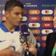"""Thiago Silva """"Je suis content pour Leonardo...on doit beaucoup parler"""""""