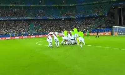 Copa America - L'Uruguay de Cavani éliminée par le Pérou aux tirs au but