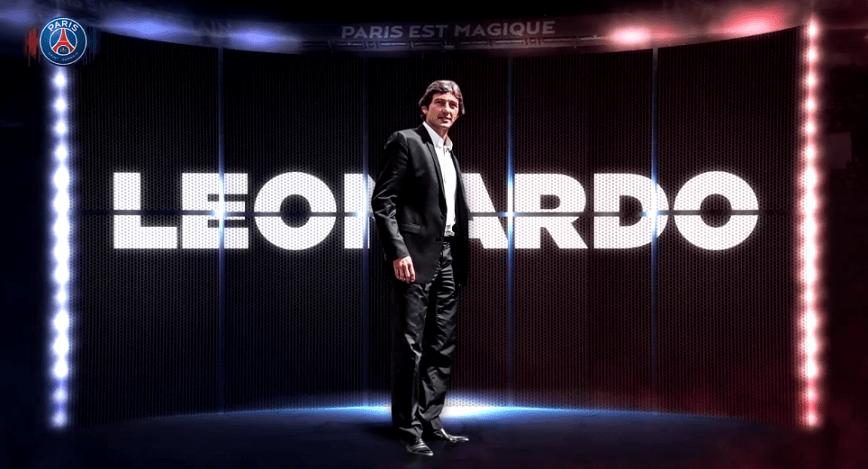 Les images du PSG ce vendredi : Leonardo, calendrier, sélection et best-of du zapping
