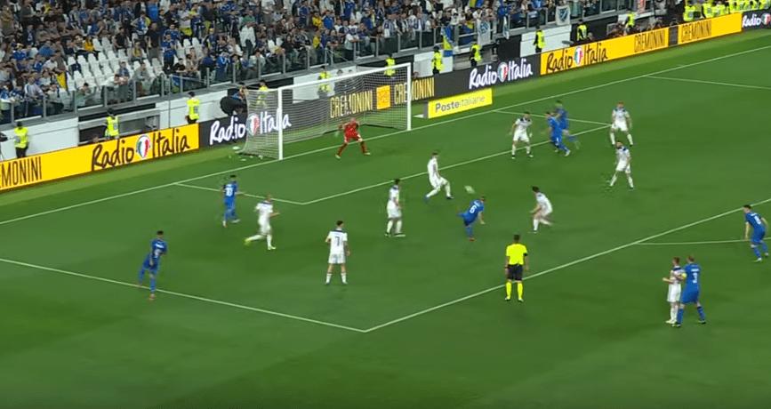 Verratti inscrit un but important dans la victoire de l'Italie contre la Bosnie
