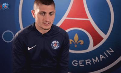 Verratti évoque le titre en Ligue 1, la façon de progresser et l'objectif Ligue des Champions