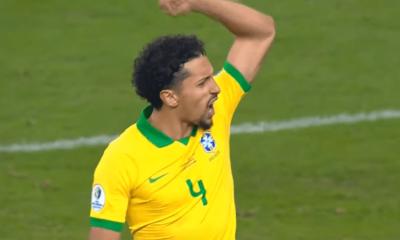 Brésil/Argentine - Thiago Silva et Marquinhos vont en finale, Paredes et Di Maria éliminés
