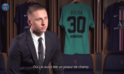 Les images du PSG ce samedi : travail, Herrera découvre Paris et arrivée de Bulka
