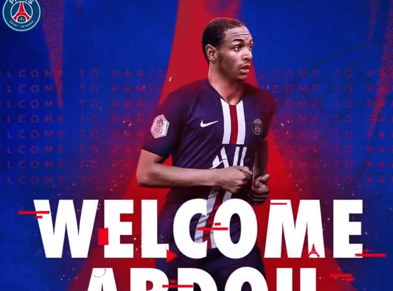 Officiel - Abdou Diallo s'est engagé avec le PSG pour 5 ans !