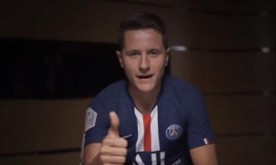 Officiel - Le PSG annonce l'arrivée d'Ander Herrera !