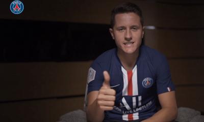 """Herrera """"Le PSG est le plus grand club de France...Je vous promets trois choses : travail, professionnalisme et passion."""""""
