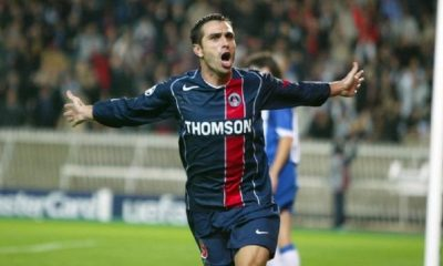 Il y a 16 ans, la légende Pauleta s'engageait au PSG