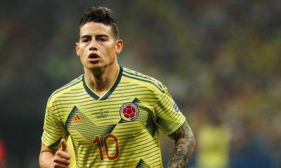 Mercato - Le PSG est intéressé par James Rodriguez selon SportBild