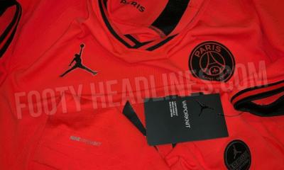 Le maillot extérieur du PSG pour la saison 2019-2020 dévoilé par Footy Headlines