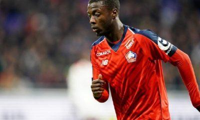 """Mercato - Arsenal a fait une offre pour Nicolas Pépé, """"qui rêve toujours du PSG"""" selon L'Equipe"""