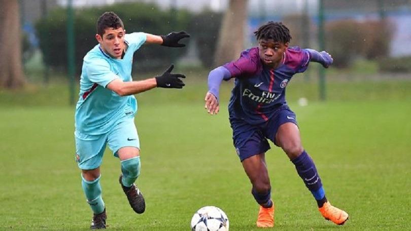Mercato - Dina-Ebimbe probablement prêté par le PSG au Havre, selon RMC Sport