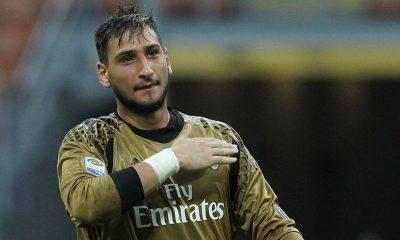 Mercato - Donnarumma veut plutôt rester à Milan et va parler d'une prolongation, selon Nicolo Schira