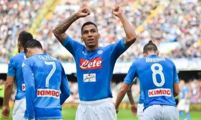 Mercato - Le SSC Napoli dément un voyage pour boucler le transfert d'Allan au PSG