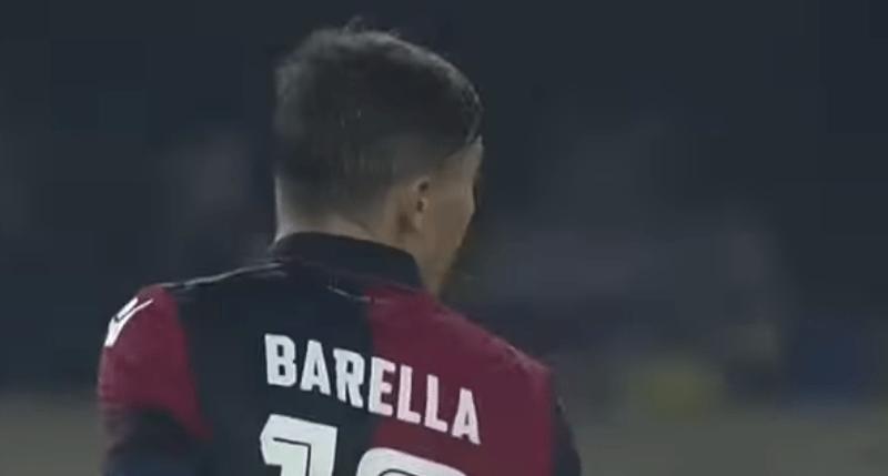 Mercato - Nicolo Barella, un temps évoqué parmi les cibles du PSG, a officiellement rejoint l'Inter Milan