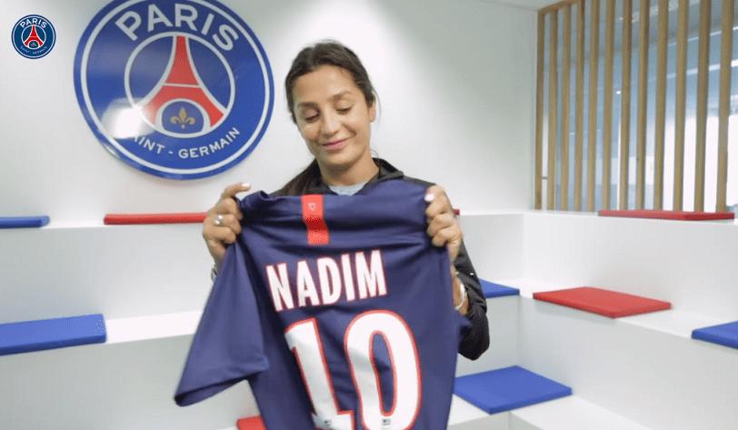 Officiel - Nadia Nadim prolonge son contrat au PSG !