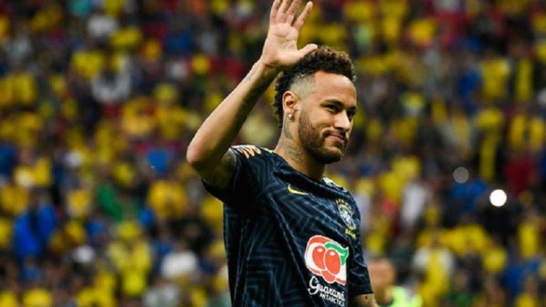 Neymar, Meunier, Kimpembe et Kehrer hors entrainement collectif du PSG ce mercredi