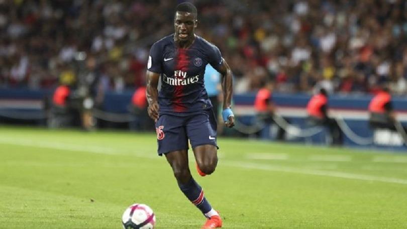 Mercato - N'Soki visé par Saint-Etienne, le PSG veut 7 millions d'euros selon L'Equipe